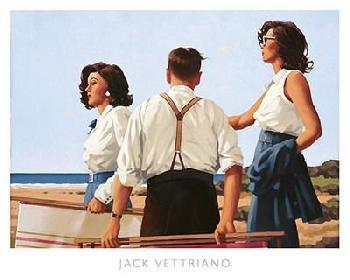 Jack Vettriano Young Hearts