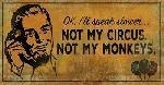 Ali Chris Monkey