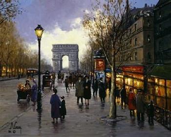 Anthony Casay Paris Charm
