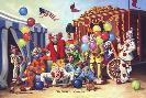D. Rusty Rust Ten Clowns