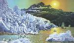 D. Rusty Rust Icebergs