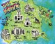 Elizabeth Caldwell Bronx Map