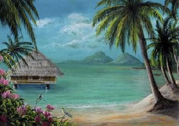 Greg Farrugia Tahiti Getaway