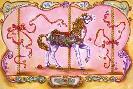 Judy Mastrangelo Carousel Horse