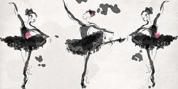 Jodi Pedri Dancers In Black