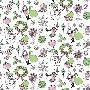 Julie Goonan Christmas Half Drop Pattern