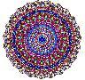 Kathy G. Ahrens Coral Reef Mandala