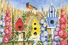 Mary Irwin Bird House Row