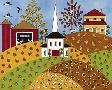 Medana Gabbard Autumn Tapestry