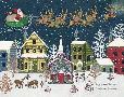 Medana Gabbard Snow For Christmas