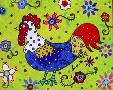 Prisarts Whimsical Rooster