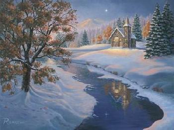 Rod Bailey Evening Services Canvas