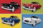 Ron Magnes 1956 Thunderbird Classic Car