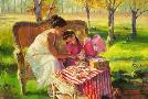 Steve Henderson Afternoon Tea