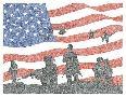 Viz Art Ink American Heroes