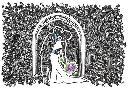 Viz Art Ink Wedding Kiss
