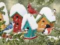 William Vanderdasson Winter VIllage