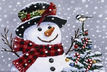 William Vanderdasson Snowman