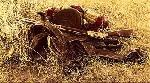 James Bama 1880s Still Life of Saddle and Rifle