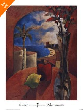 Didier Lourenco El Limon Printed in 5 Vibrant Colors LAST ONES IN INVENTORY