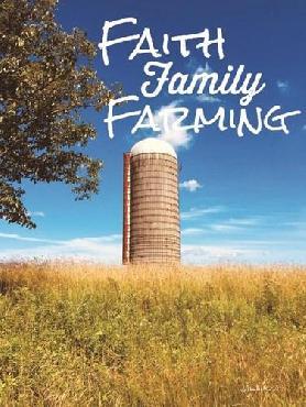 Anthony Smith Faith, Family, Farming Silo