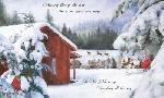 Bluebird Barn Dashing Through The Snow