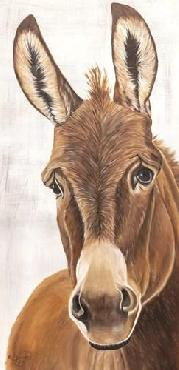 Diane Fifer It Behooves Me Canvas