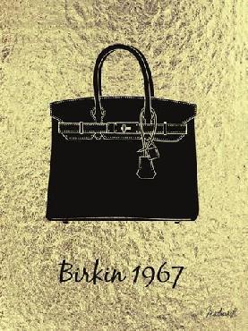 Martina Pavlova Golden Birkin Trophy