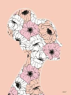 Martina Pavlova Flower Lady