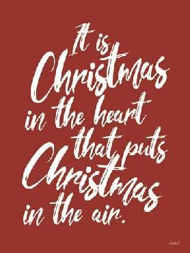 Martina Pavlova Red Christmas