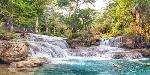Pangea Images Kuang Si Falls, Luang Prabang,  Laos
