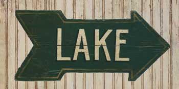 Zaricor To The Lake Canvas