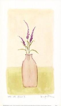Lara Jealous Bottle With Flowers lV
