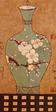 Young-Mi Chi Asian Vase II
