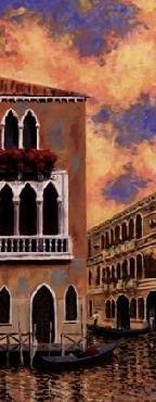 D J Smith Venice Sunset II