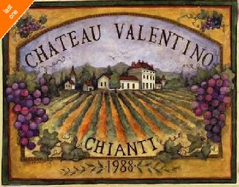 Susan Winget Chateau Valentino   LAST ONES IN INVENTORY!!