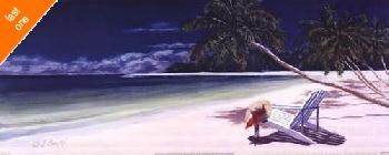 D J Smith Secluded Beach I   LAST ONES IN INVENTORY!!