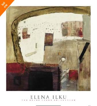 Elena Ilku Chaos 2   LAST ONES IN INVENTORY!!
