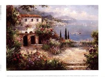 Peter Bell Mediterranean Villa