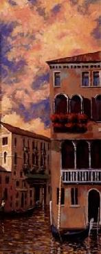 D J Smith Venice Sunset I