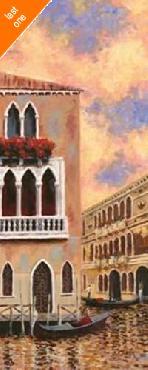 D J Smith Venice Sunset II NO LONGER IN PRINT - LAST ONE!!