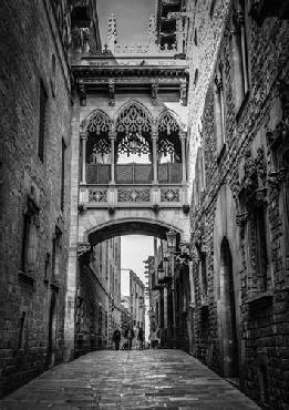 Duncan Barri Gotica Barcelona