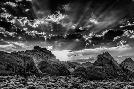 Duncan Valley Of Fire 3 Black & White
