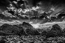 Duncan Valley Of Fire 4 Black & White