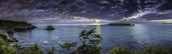 Duncan Cape Flattery Island Sunset