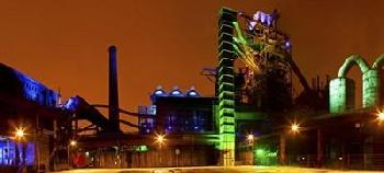 Duncan Duisburg Industry Germany 4 Canvas