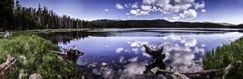 Duncan Fiddler Lake Canvas