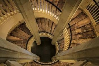 Duncan Royal Staircase Canvas
