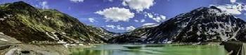 Duncan Glacier Lakes Canvas