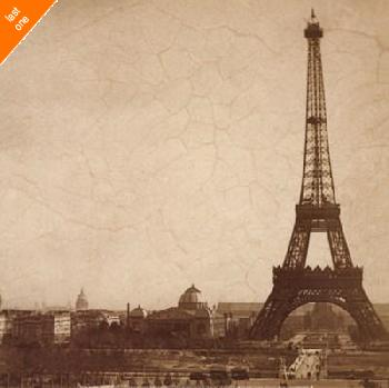 Cristin Atria Historical Paris Canvas LAST ONES IN INVENTORY!!